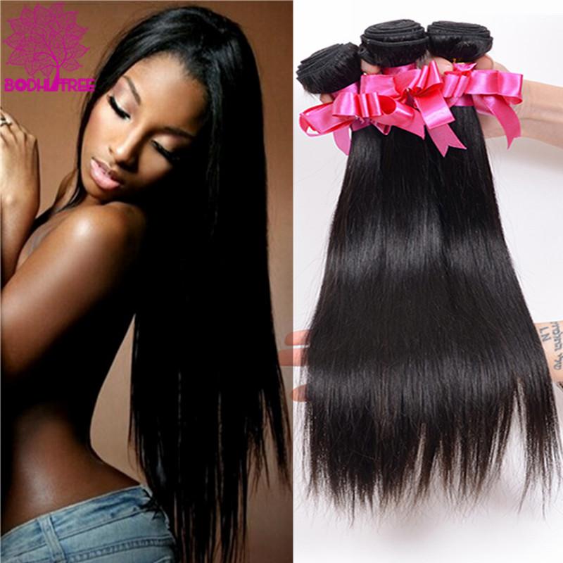 Rosa Malaysian Virgin Hair 4 Bundles Cheap 7A Virgin Maylasian Hair Straight Malaysian Virgin Straight Hair Tissage Malaysian