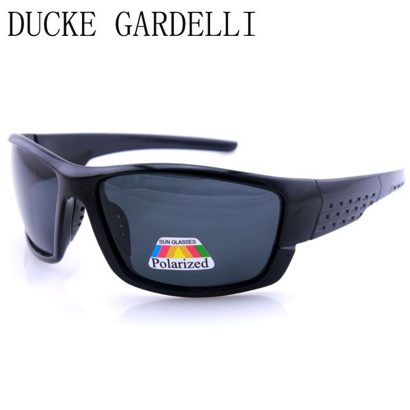 DUCKE GARDELLI Outdoor Polarized Sunglasses Men Sport Sun Glasses Driving Fishing Golfing Gafas De Sol oculos de sol lunettes(China (Mainland))