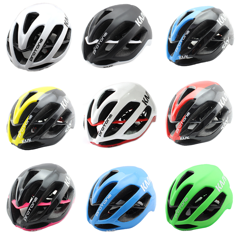 HOT Kask Protone Cycling Bike Helmet casco ciclismo mtb Giant Bicycle Helmet Ultralight Integrally-molded 54-61cm Cycling Helmet(China (Mainland))