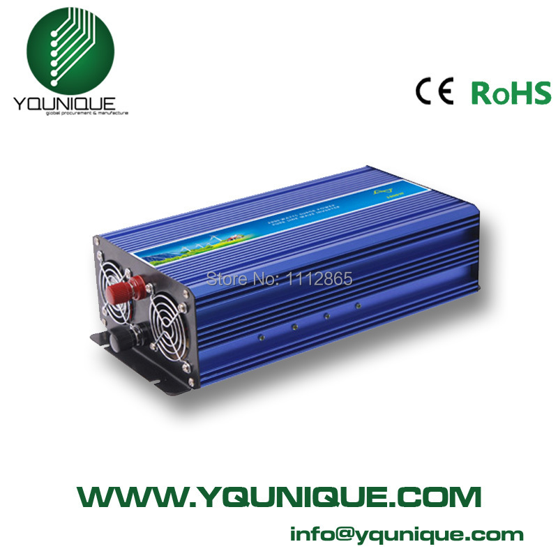 1000W Micro Off Grid Tie Solar Inverter,10.5~28VDC to 120V/230VAC, pure sine wave(China (Mainland))