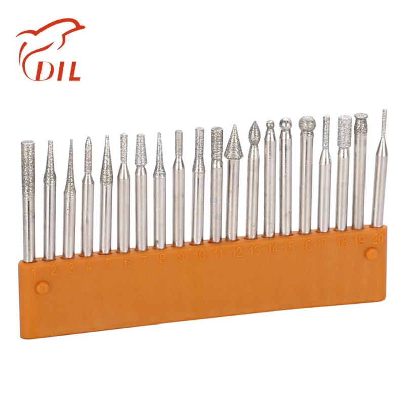 Абразивный инструмент DIL 20