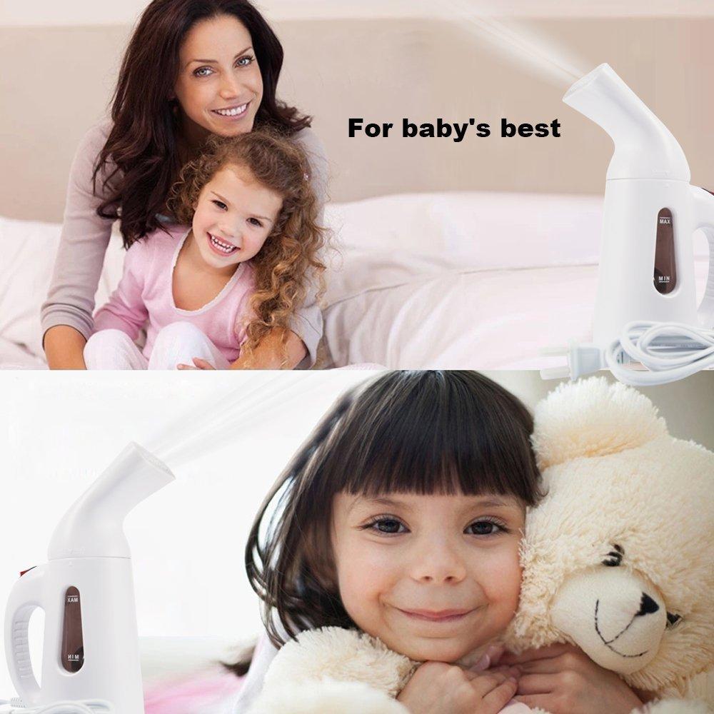 Гаджет  2014 Hot Sale Mini Clothes Steam Iron Brush Handheld Dry Cleaning Machine Household Electronic Portable Garment Steamers None Бытовая техника