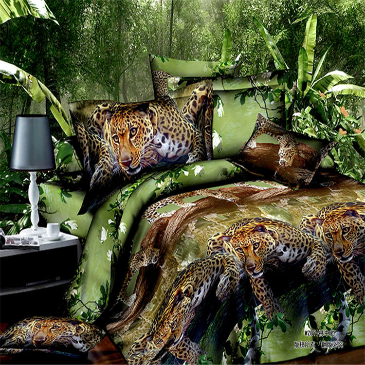 buy housse de couette marque flower oil painting designer. Black Bedroom Furniture Sets. Home Design Ideas