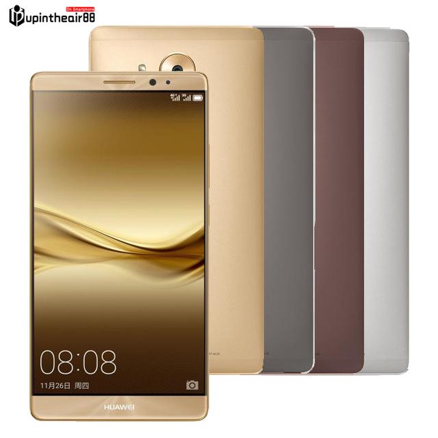 "Original HuaWei Mate 8 FDD LTE Octa Core 6.0"" Mobile Phone Kirin 950 Android 6.0 1920*1080 4GB RAM 32GB/64GB/128GB ROM 16.0MP"