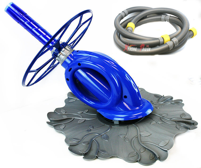 Automatic Swimming Pool Cleaner Vacuum Hose Above In Ground w hose(China (Mainland))