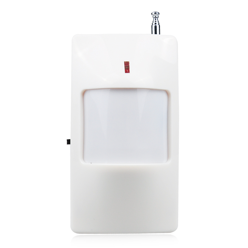 2 Frequency Optional Wireless PIR Detector for home alarm home security system 433/315MHZ motion sensor(China (Mainland))