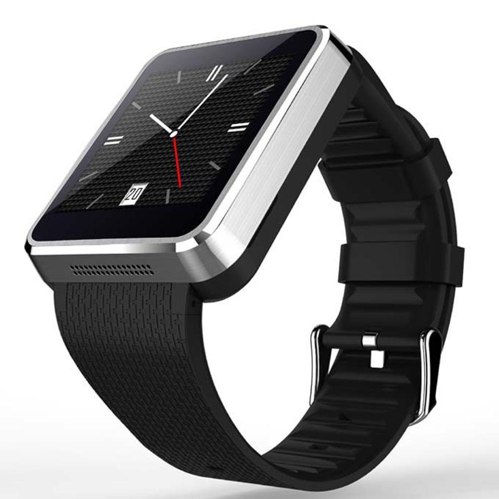 2016 New Arrival SmartWatch Bluetooth Smart Watch Cell Phone Waterproof Wristwatch SIM 1.3MP Camera Anti Lost Sleep Monitor(China (Mainland))