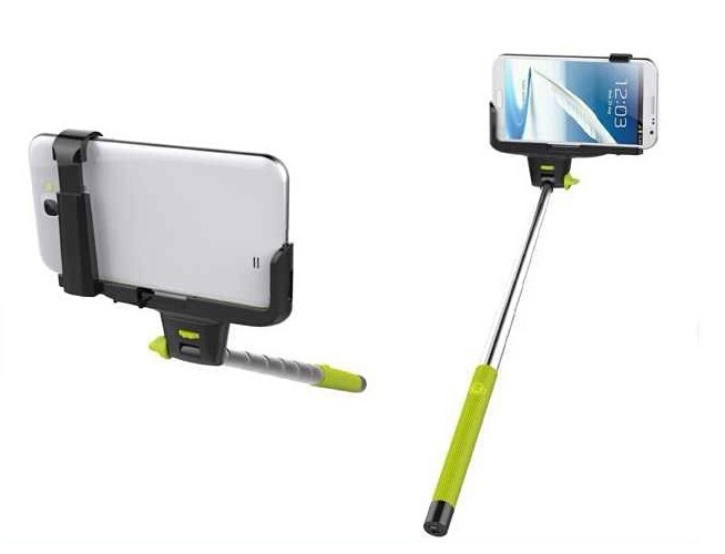 2014 new arrival 2 in 1 wireless monopod selfie stick with bluetooth tripod handheld monopod for. Black Bedroom Furniture Sets. Home Design Ideas