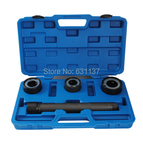 4Pc Professional Steering Rack Knuckle Tie Track Rod End Axial Joint Removal/Installer Auto Repair Tool Set