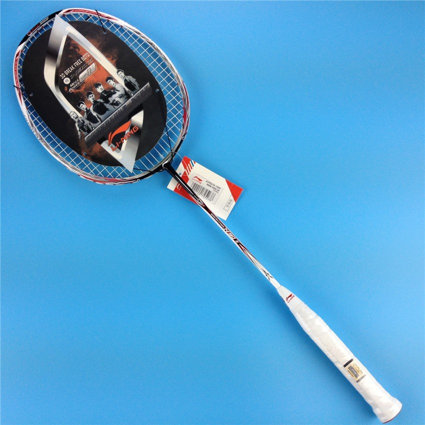 badminton racket carbon badminton rackets li ning China fb lining n90 iii iv li-ning raquete string(China (Mainland))