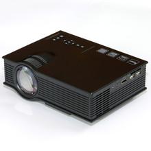 Feitong Super!  New UC40+ Pro LED Home Theater Cinema Game Projector HD 1080P HDMI VGA USB Play Free Shipping(China (Mainland))