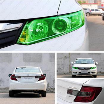 9 Colors 30CMX100CM Auto Car Light Headlight Taillight Tint Styling detector Waterproof Vinyl Film Sticker CZ6036(China (Mainland))