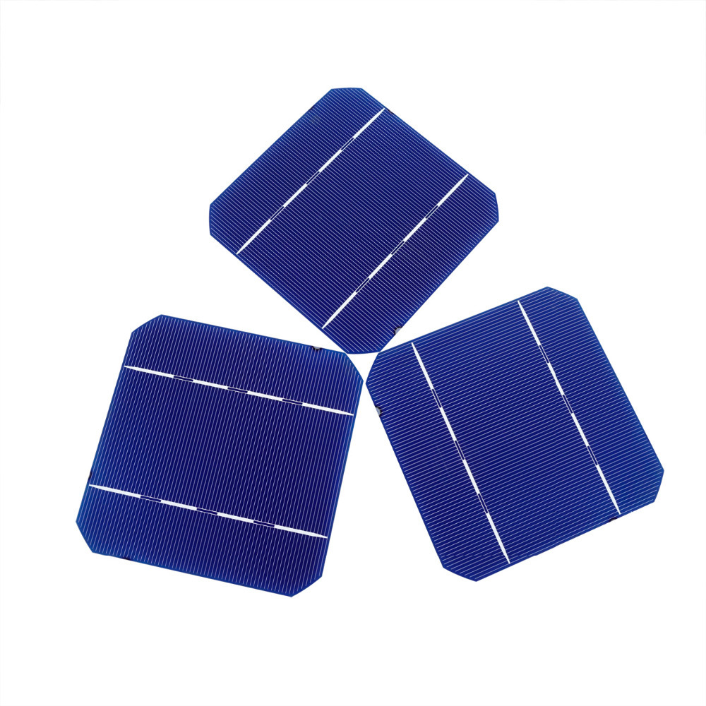 Горячий* 80 шт 5х5 ранга моно солнечных элементов солнечных батарей для DIY панели солнечных батарей 200W, * !!!