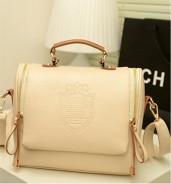 Promotion 2014 British retro fashion handbags embossed shield Shoulder bag portable camera bags women Messenger Bag G0204(China (Mainland))