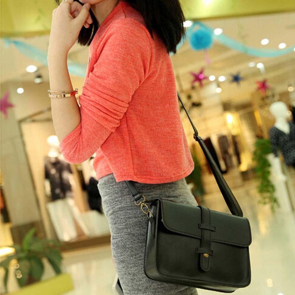 High Quality 2016 Women Messenger Bags Large Leather Bag Women's Handbags Vintage Purse Cross Body Shoulder Messenger Bag(China (Mainland))