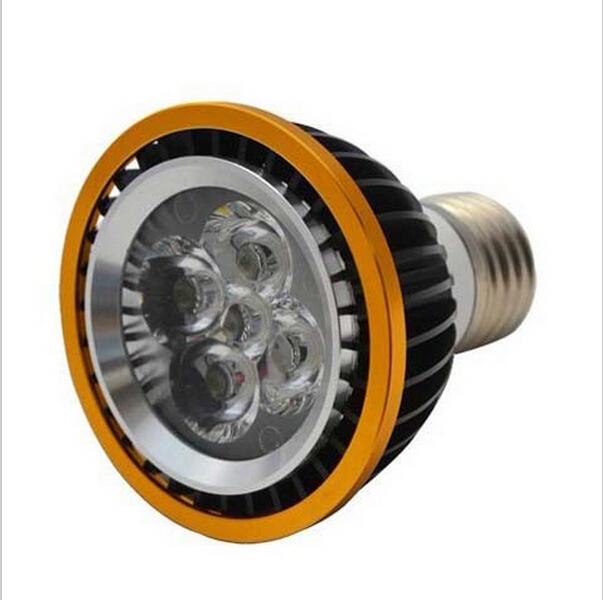 Par20 Led Lamp E27 Dimmable 4X3W 12W Spotlight Led Light Led Bulbs 85V-265V Energy Saving(China (Mainland))