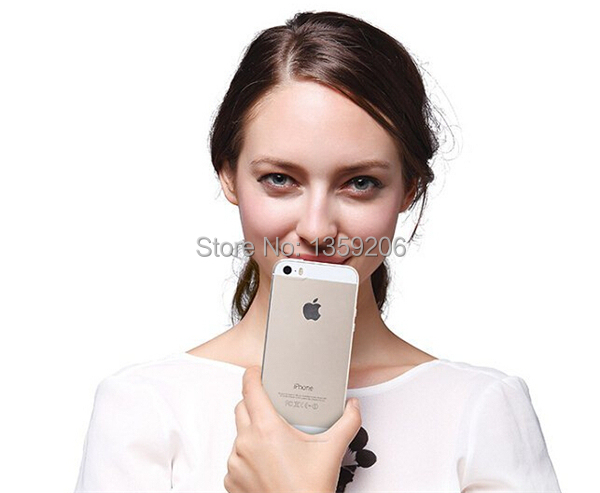 Hot Selling new Ultra Thin 0.3mm Light Crystal Clear Soft Silicone Transparent TPU Case cover iPhone 4/4S Many Colors - Anglelovebeauty store