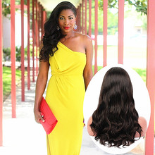7A full lace human hair wigs lace front wig glueless full lace human hair wigs for black women(China (Mainland))