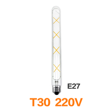 LED Bulb E27 Retro Lamps 220V 240V LED Filament Light E14 Glass Ball Bombillas LED Bulb Edison Candle Light 2W 4W 6W 8W(China (Mainland))