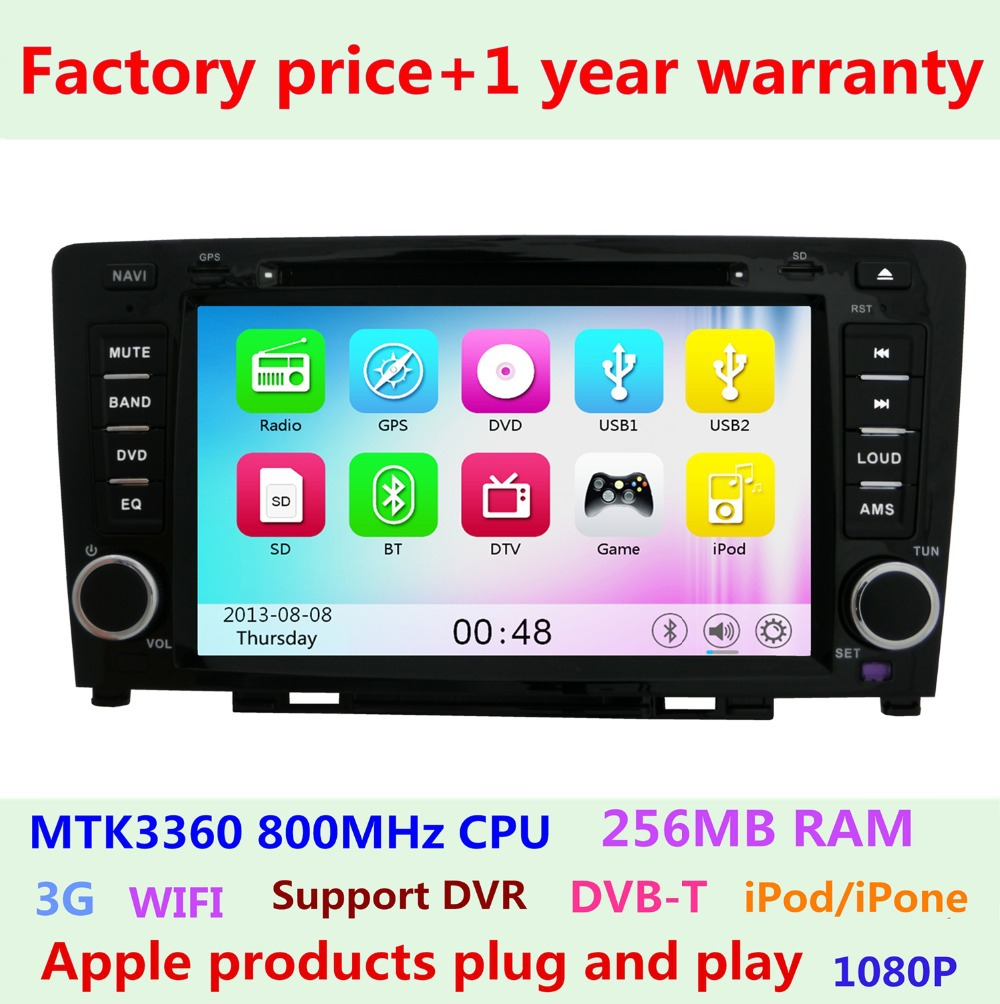 Factory Price Car DVD Player FOR Great Wall Hover Haval GreatWall H6 Bluetooth Radio iPod USB SD 3G WIFI GPS Navigation System(China (Mainland))