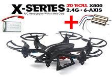Free Shipping MJX X800 6 axis Quadcopter RC font b Drone b font W C4005 WiFi