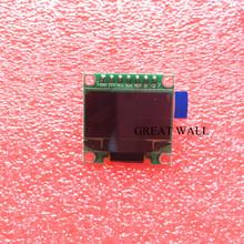 "1pcs 7pin 0.96""White OLED module 0.96 OLED New 128X64 OLED LCD LED Display Module For Arduino 0.96"" SPI Communicate(China (Mainland))"