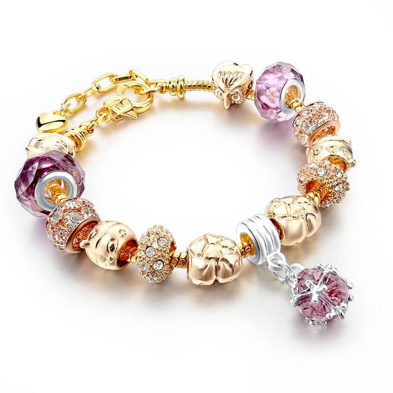 young girl product stylish bracelet colorful