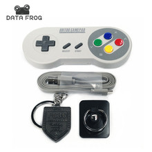 8 sfc30 8bitdo wireless controller bluetooth sem fio gamepad controlador joystick para android para xiaomi gamepad para ios pc para snes30 com usb cabo(China (Mainland))