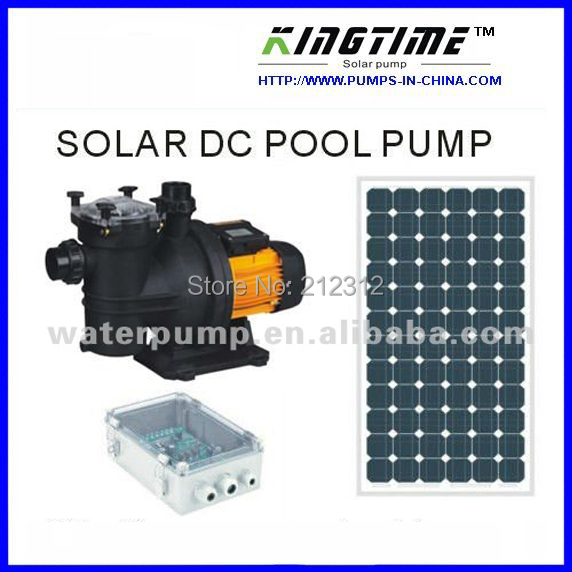 500w Solar Swimming Pool Pump , free shipping, 3 years warranty(China (Mainland))