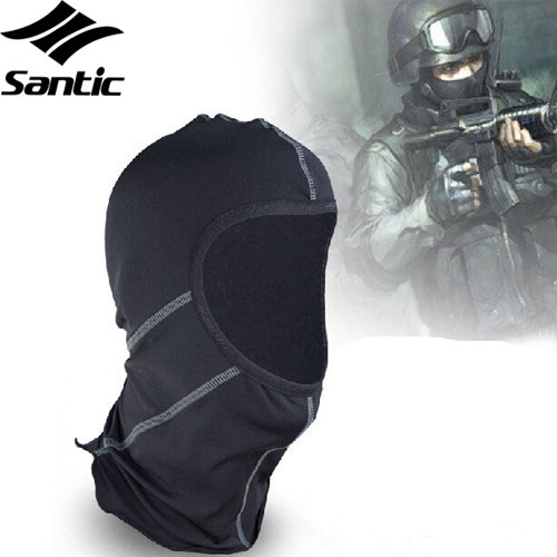 SANTIC Original Winter Hat Outdoor Sports Motorcycle Thermal Fleece Balaclava Bicycle Riding Skiing Cycling Cap Cover - JACKY PENG's store