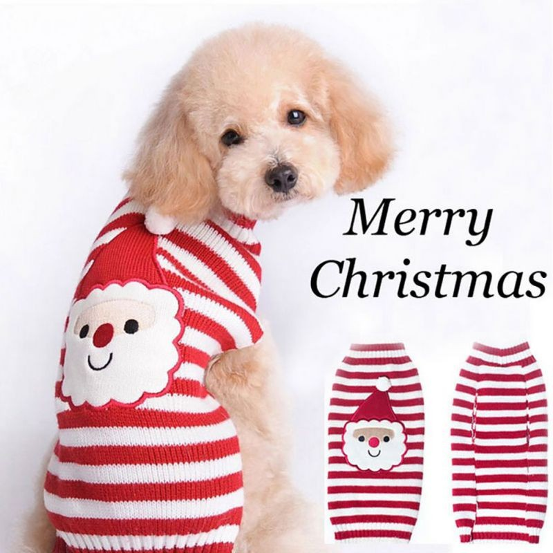 As this is a manual measurement, there may be 1-3cm error. - Limited Edition Christmas Dog Sweater €� The Bichon Frise Store