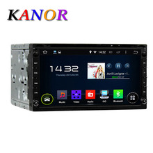 AUTORADIO Quad Core 1.6Ghz 7INCH Android 4.4.4 CAR DVD player GPS Stereo Car Audio 3G wifi 2 DIN universal SWC Automotivo