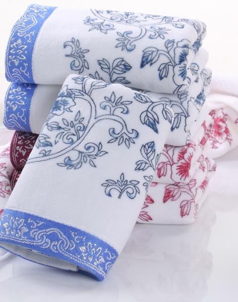 (2Pcs/Lot ) 2016 New High Quality 100% Cotton Towels Face Towel 35*75cm Bathroom Towels Cotton terry towel factory outlets(China (Mainland))