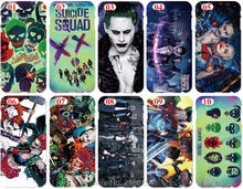 Wholesale Suicide Squad Plastic Hard Cell Phone Cover For iphone 4 4S 5 5S SE 5C 6 6S 7 Plus For iPod Touch 4 5 6 Mobile Case