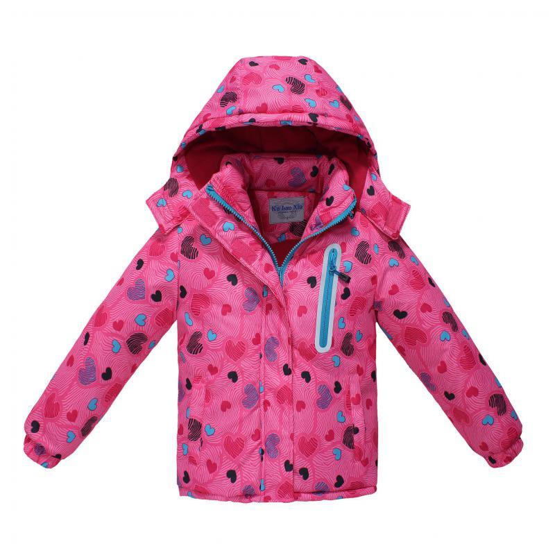 Super Warm Kids Ski Suit 2016 New Arrival Children Sport Clothes Girls Jackets And Coats Winter Outerwear Roupas Infantis Menino(China (Mainland))