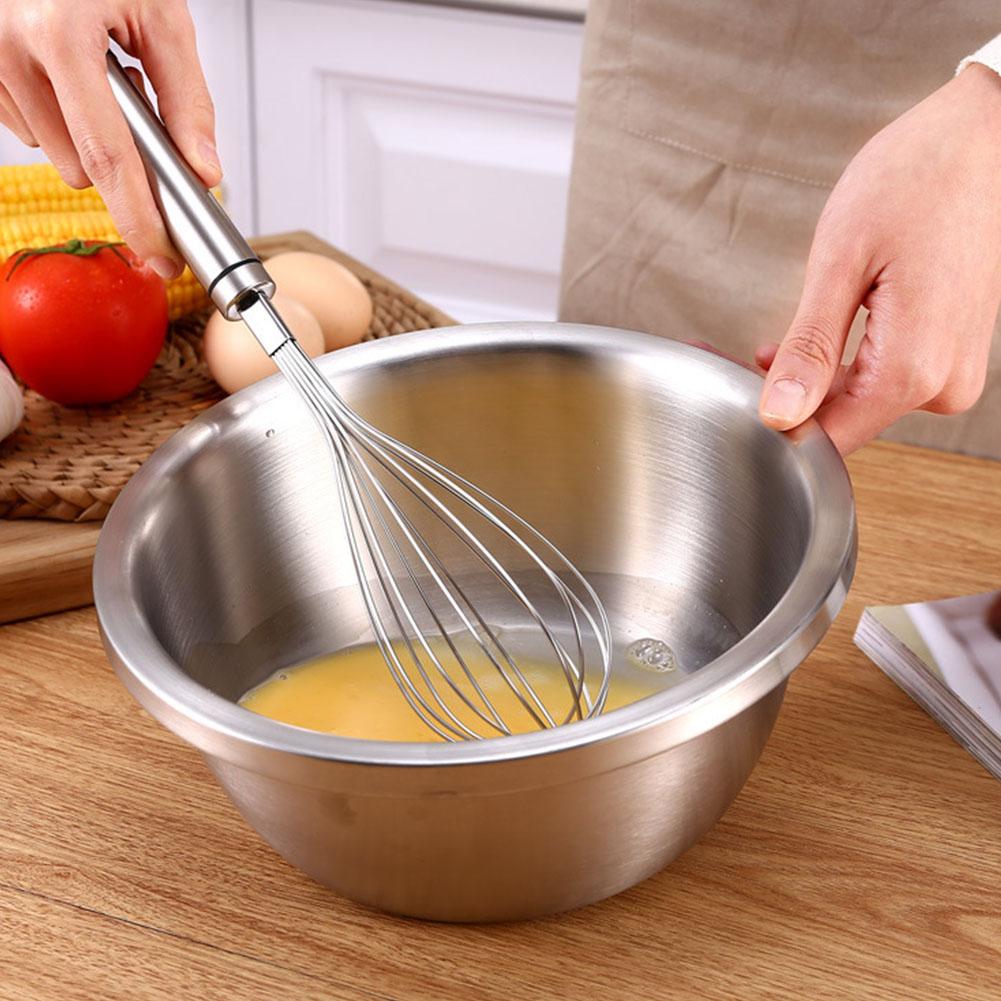 Бытовой миксер нержавеющая сталь белое яйцо ручной Многофункциональные aeProduct.getSubject()