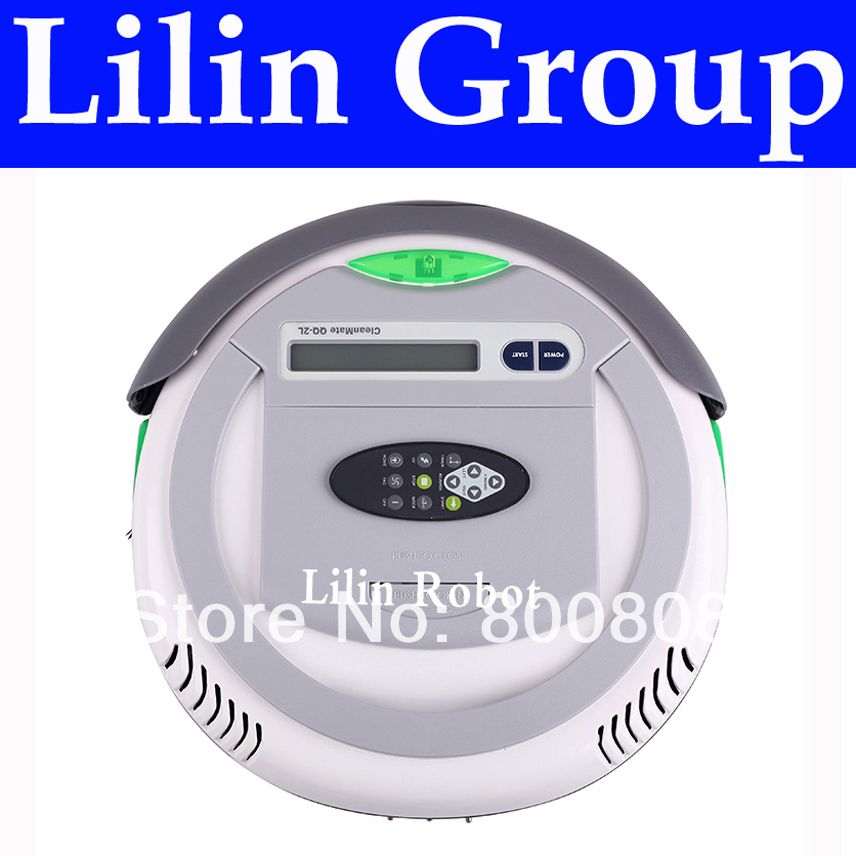4pcs/lot 3 In 1 Multifunctional Robot Vacuum Cleaner (Auto Vacuum, Auto Sterilize,Auto Air Flavor) 1 Year Warranty Accept Paypal(China (Mainland))