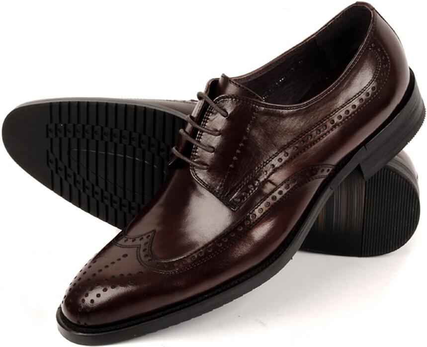 buy 2016new handmade dress shoes genuine leather