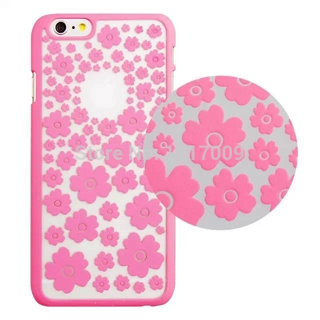 Capa para o iphone 6 6 plus pequeno floral r plica for O jardineiro fiel capa