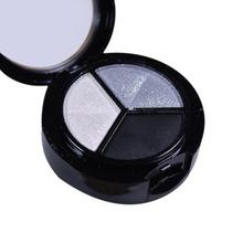 2016 Paradise Factory price Hot Smoky Cosmetic Set 3 colors Professional Natural Matte Makeup Eye ShadowFree Shipping May03(China (Mainland))