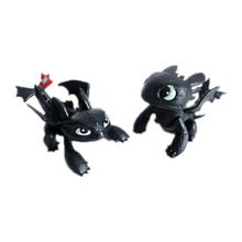 How To Train Your Dragon 2 Toys Action Figures Night Fury Toothless PVC Dragon Children Brinquedos Kids Toys Juguetes china(China (Mainland))