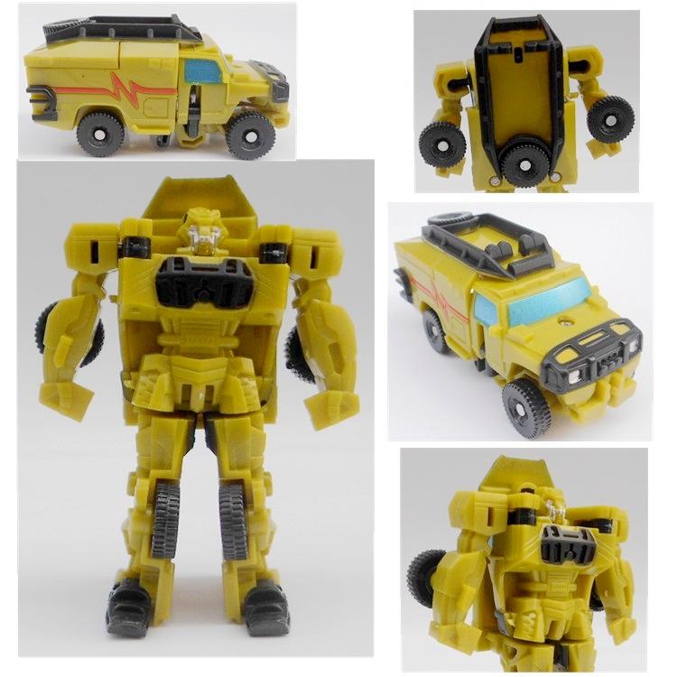Transformation Autobot Robot Vehicle Doctor Mu Boys Kids Action Figures Minifigure Toy Gift
