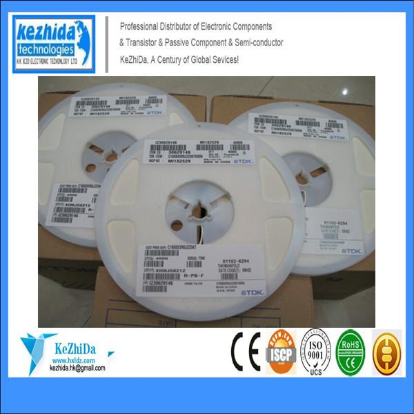 list electronic items C062C332K2R5TATR Cap Ceramic 0.0033uF 3150V B 10% (15 X 6mm) Radial 7.5mm 85C Bulk(China (Mainland))