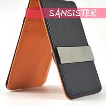 Slim genuine leather money clips cash check ID card holder money bag necessaire wallet purses wallet