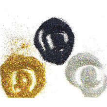 3 colors/lot Holographic Nails Glitter Fine Dust Magic Iridescent Nail Body Art Mermaid Effect Powder Laser Gold/black/silver(China (Mainland))