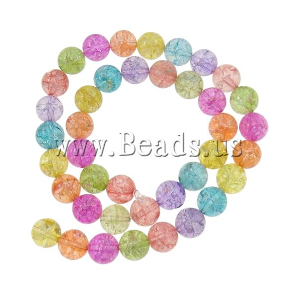 Free shipping!!!Quartz Jewelry Beads,Brand, Crackle Quartz, Round, 12mm, Hole:Approx 1mm, Length:15.7 Inch, 10Strands/Lot<br><br>Aliexpress