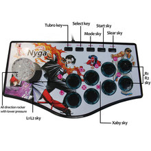 3 IN 1 Game Controller Handle Gamepad joystick For PS2/PS3/USB For XP VISTA  WIN7 Windows 8