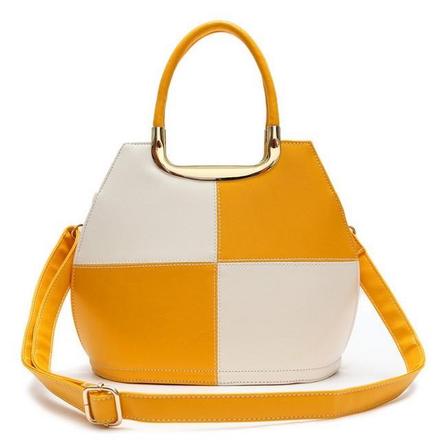 New Desigual Women Bag Summer Striped Causal Contrast Color Crossbody