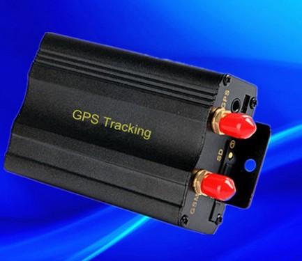 TK103 Vehicle/Car GPS tracker Car Alarm GPS 103A Quadband Cut Off Fuel Web-based GPS Tracking System(China (Mainland))
