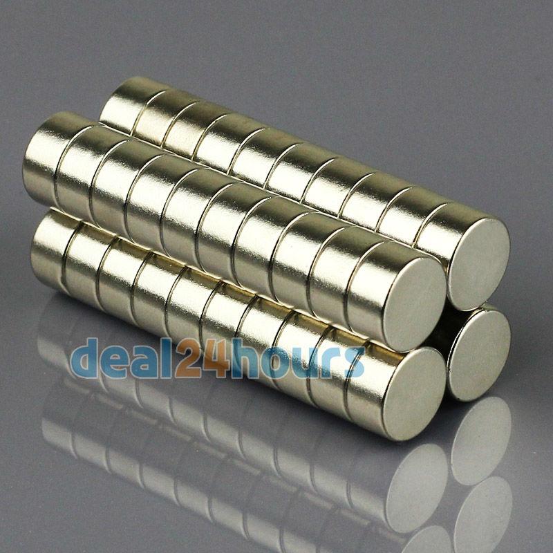 Гаджет  10pcs/lot Grade N35 Super Strong Round Disc Rare Earth Neodymium 12mm x 6mm Magnets Free Shipping None Строительство и Недвижимость